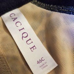 Cacique Intimates & Sleepwear - Cacique leopard print bra